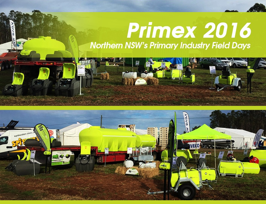 We're at Primex! Northern NSW's Primary Industry Field Days
