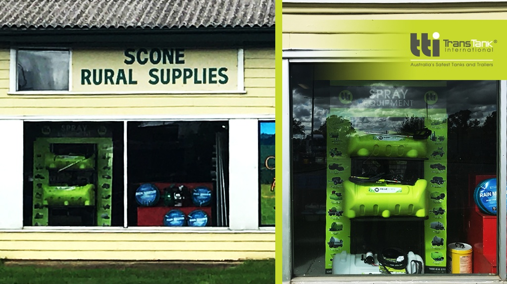 TTi LAD Scone Rural Supplies - Scone NSW