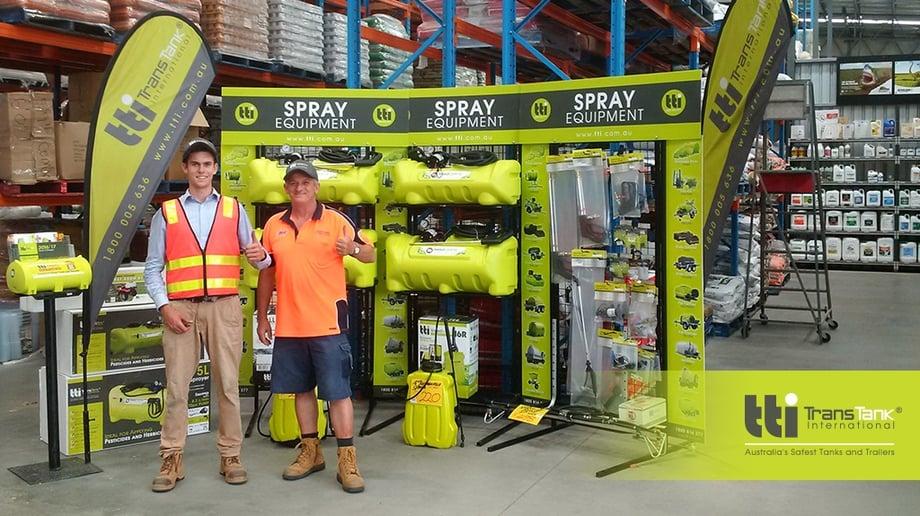 TTi LADs WB Local Active Dealers in Victoria Australia