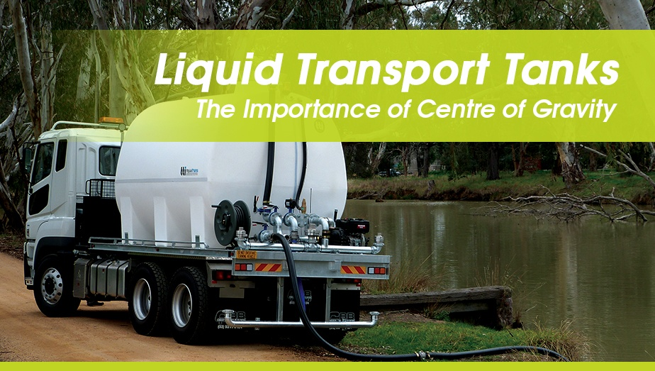 How Important is Centre of Gravity for Liquid Transport Tanks? - by TTi