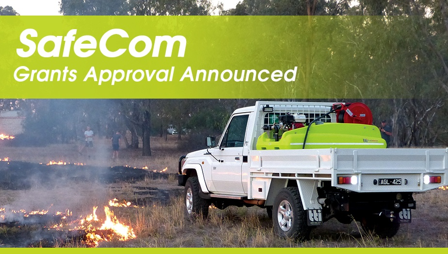 SAFECOM - 2016 Approvals Announced! by TTi